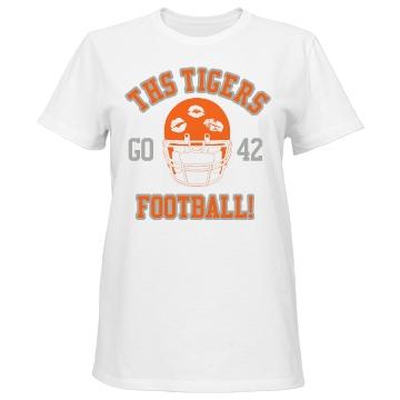 Tiger Football Girlfriend