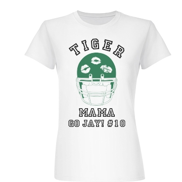 Tiger Mama Junior Fit Basic Bella Favorite Tee
