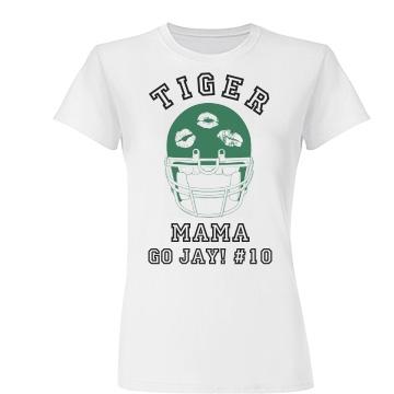 Tiger Mama Junior Fit Basic Tultex Fine Jersey Tee