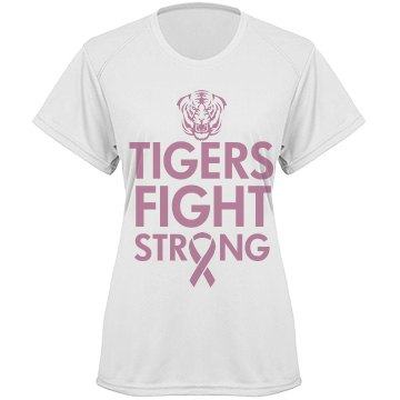 Tigers Fight Strong