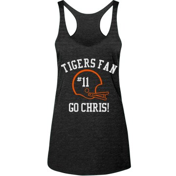 Tigers Football Fan