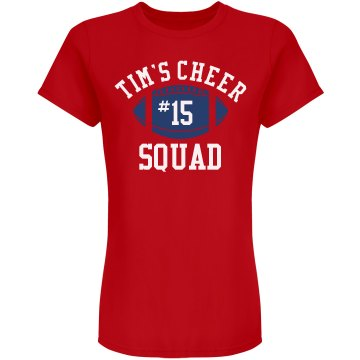 Tim's Cheer Squad