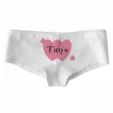 Tim's Sexy Wife