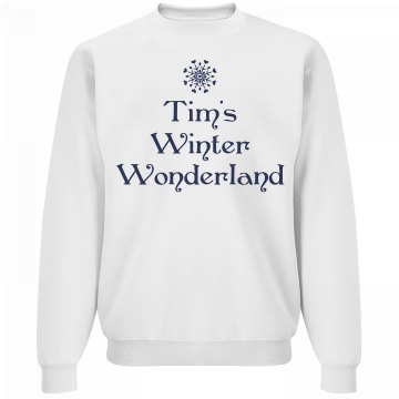 Tim's Winter Wonderland