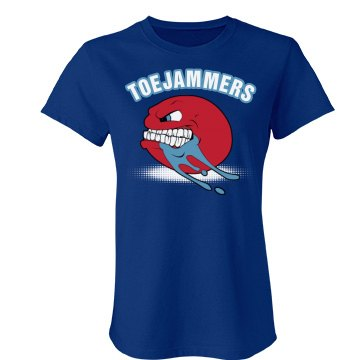 Toejammer Team Junior Fit Bella Favorite Tee