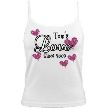 Tom's Love