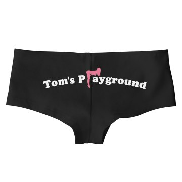 Tom's Naughty Playground