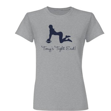 Tony's Tight End Tee