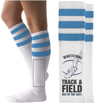 Track and Field Fan