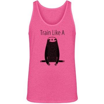 Train Like A Sloth