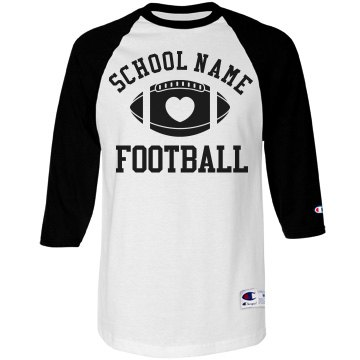 Trendy Football Mom Shirts With Custom Backs
