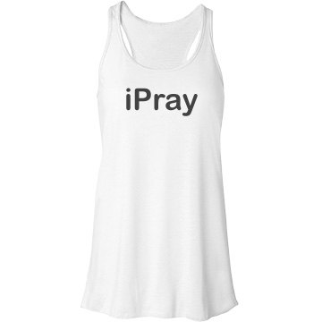 Trendy iPray Relaxed Tank