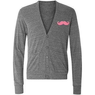 Trendy Mustache Gift
