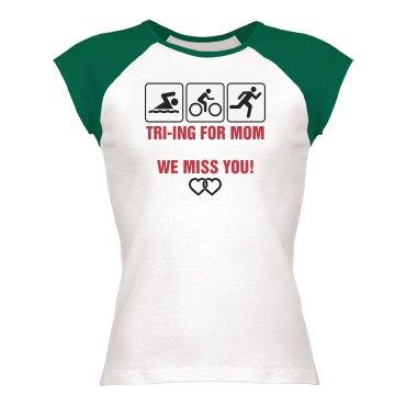 Triathlon Tee