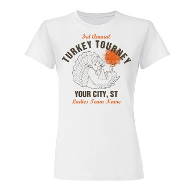 Turkey Tourney Tee