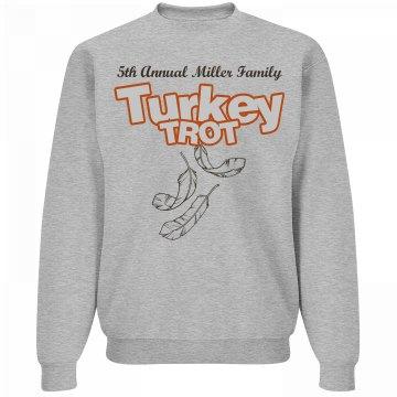 Turkey Trot Feathers