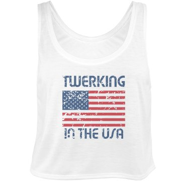 Twerking In The USA