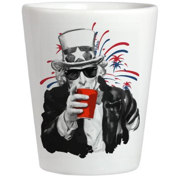 Uncle Sam Shot