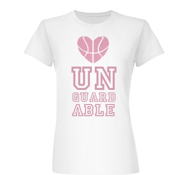 Unguardable Junior Fit Basic Bella Favorite Tee