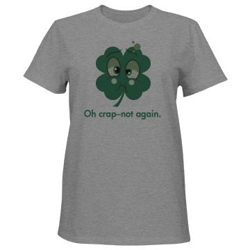 Unlucky St. Patrick's Day