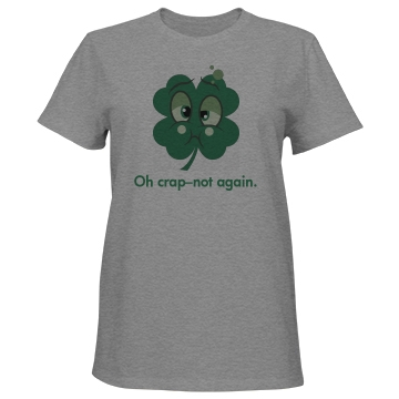 Unlucky St. Patrick's Day Misses Relaxed F