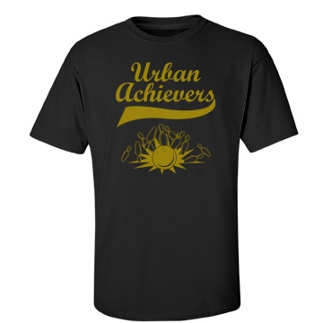 Urban Achievers Unisex Port & Company Essential Tee