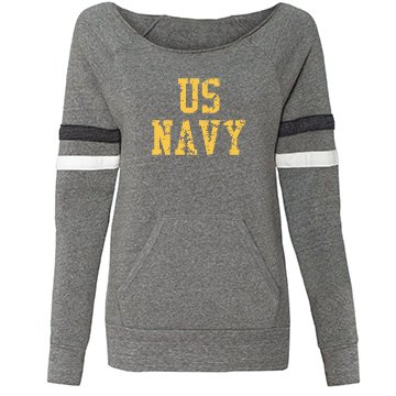 US Navy Distressed