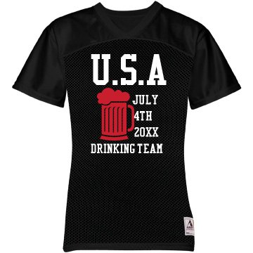 USA Drinking Team Jersey