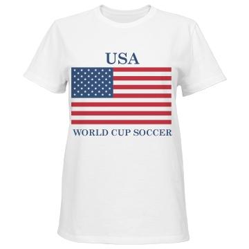 USA World Cup Fan