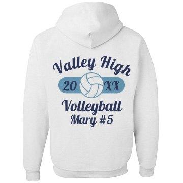Valley High Volleyball