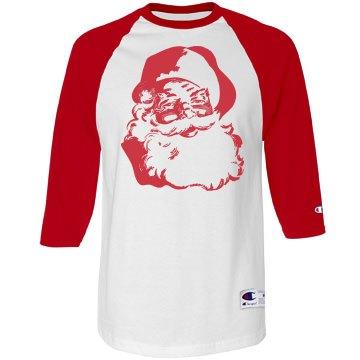 Vintage Santa Design