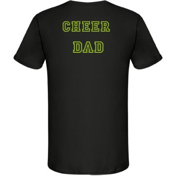 V-neck Cheer Dad