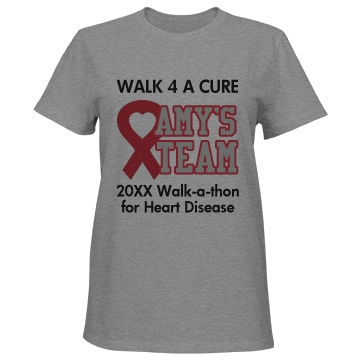 Walk-A-Thon Heart Disease