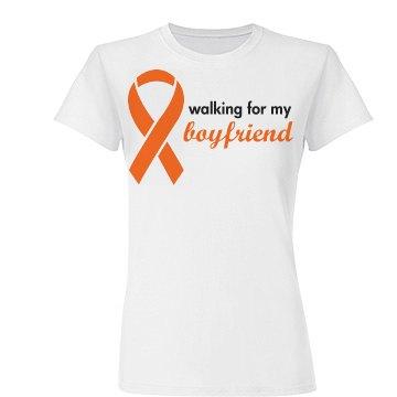 Walking For My Boyfriend