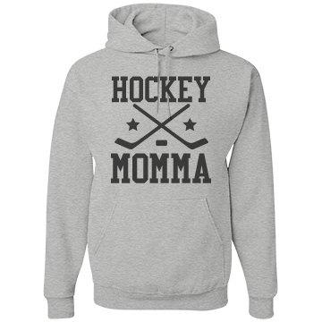 Warm Hockey Moms Fleece