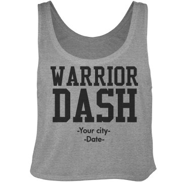 Warrior Dash Tank