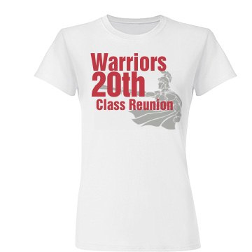Warriors 20 Year Class