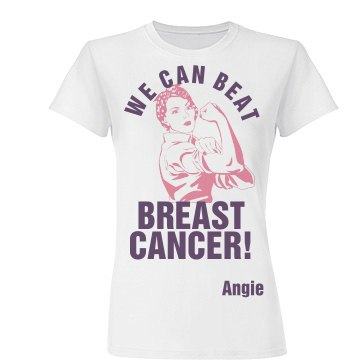 We Can Beat Breast Cancer