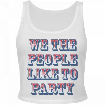 We the People July 4th