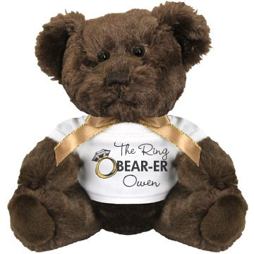 Wedding Ring Bear-er