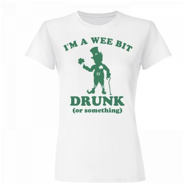 Wee Bit Drunk Lassie