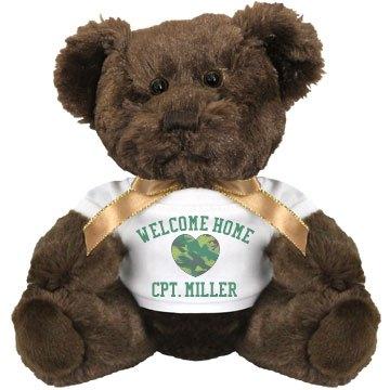 Welcome Home Bear