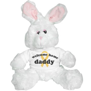 Welcome Home Daddy Bunny