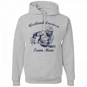 Westland Lacross Team Mom