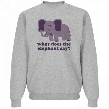 What Does The Elephant
