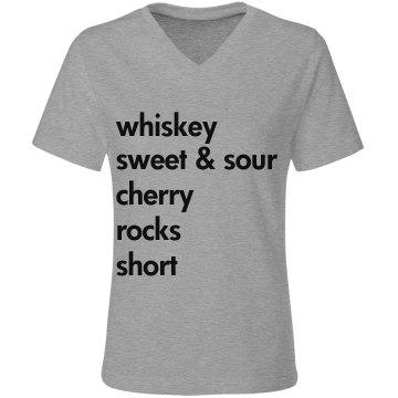 Whiskey Sour Recipe
