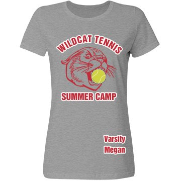 Wildcat Tennis Camp