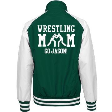 Wrestling Mom Pride