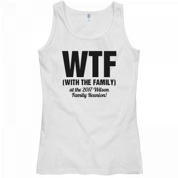 WTF Funny Family Reunion