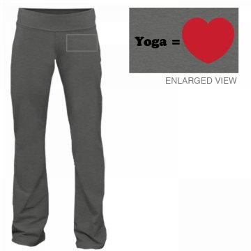 Yoga Equals Love